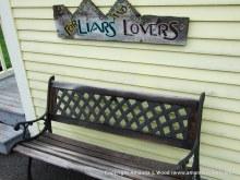 Annapolis bench