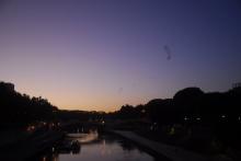 Rome Murmuration October 2011