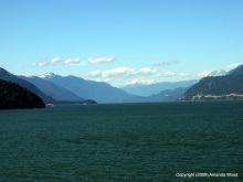 I am going to my happy place in British Columbia waters