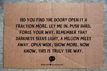Poem Quote