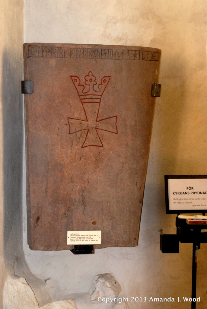 Rune stone U15