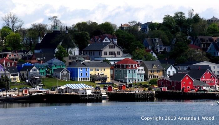 Lunenburg, Nova Scotia is a UNESCO World Heritage Site