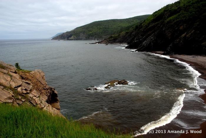Meat Cove's Cove