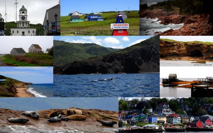Lunenburg, Cape Breton, Halifax