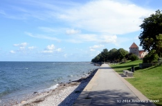 Gotland is an island so the ocean is never too far away